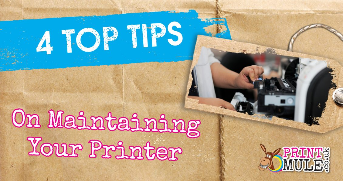 tips for maintaining your printer